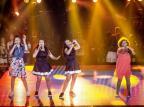 """Gauchinha Camila Woloszyn é eliminada no primeiro domingo de batalhas do """"The Voice Kids"""" TV Globo / Reprodução/Reprodução"""