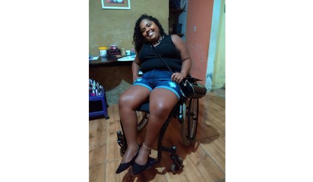 Após ter sofrido um acidente de carro, jovem de Alvorada busca ajuda para tratamento em Brasília LeitorDG / Arquivo Pessoal/Arquivo Pessoal
