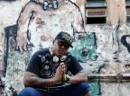 """Depois de ser """"escolhido pela música"""", rapper do bairro Azenha quer se firmar na carreira Carlos Macedo/Agencia RBS"""