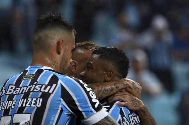 Cacalo: agora, tudo é Libertadores para o Grêmio Isadora Neumann/Agencia RBS