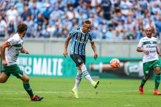 Cacalo: mais uma convocação da Seleção que atrapalha o Grêmio Lucas Uebel/Grêmio,Divulgação