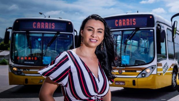 Novos ônibus da Carris devem chegar em outubro, diz diretora-presidente da empresa Jeff Bernardes / Prefeitura/Prefeitura