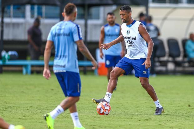 Cacalo: Michel será uma ausência importante no Grêmio Lucas Uebel / Grêmio FBPA/Grêmio FBPA