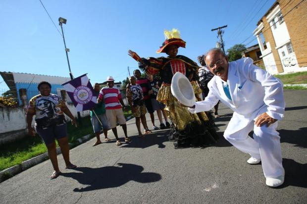 Conheça a Encruzilhada do Samba, esquina que virou ponto de encontro de foliões no Partenon Lauro Alves/Agencia RBS