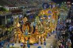 Renato Dornelles comenta os desfiles no Rio e em São Paulo CARL DE SOUZA/AFP