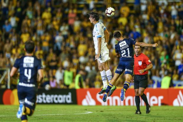 Cacalo: Grêmio enfrentou jogo típico de Libertadores, ao contrário de outros Lucas Uebel / Grêmio, Divulgação/Grêmio, Divulgação