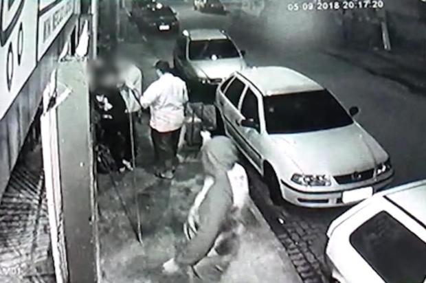 Casal e filho são indiciados por encomendar morte de açougueiro em São Leopoldo Reprodução/Reprodução