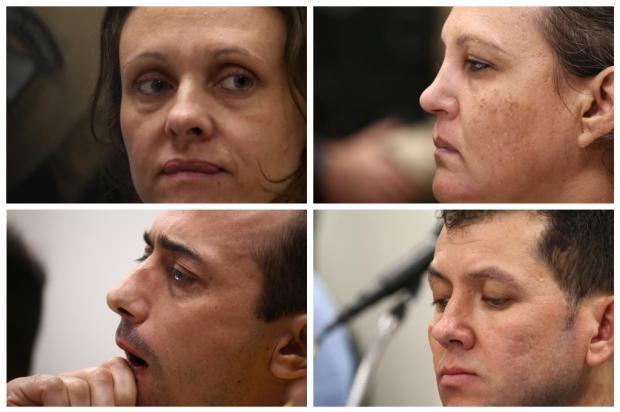 Réus por morte de Bernardo são condenados pela Justiça Jefferson Botega / Agência RBS/Agência RBS