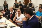Primeiro dia do julgamento do caso Bernardo tem choro de acusada e momentos tensos Jefferson Botega/Agencia RBS