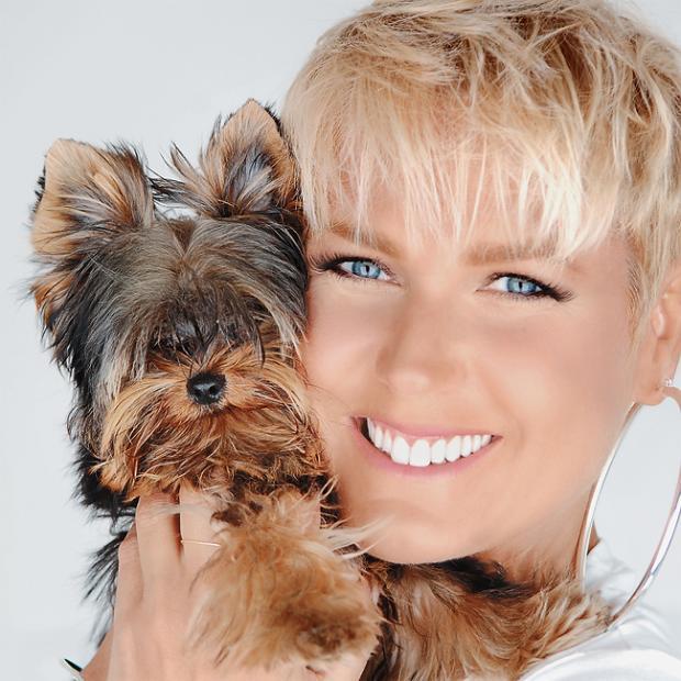 Xuxa escreve texto emocionante após morte de seu cachorro de estimação Blad Meneghel / Divulgação/Divulgação