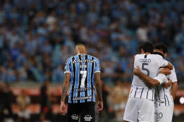 Cacalo: venceu quem jogou melhor na Arena Marco Favero/Agencia RBS
