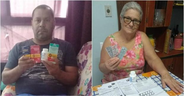 Falta de medicamentos na farmácia municipal preocupa pacientes de Canoas LeitorDG / Arquivo Pessoal/Arquivo Pessoal