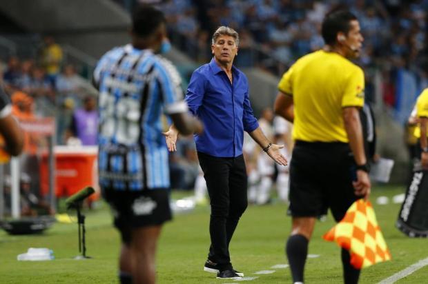 Cacalo: Renato sabe que o Grêmio está desprotegido defensivamente Félix Zucco/Agencia RBS