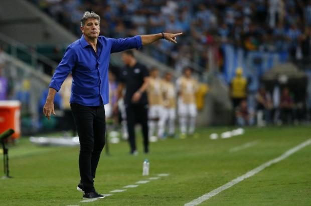 Cacalo: Grêmio deve se mobilizar para buscar ao menos um empate no Gre-Nal Félix Zucco/Agencia RBS