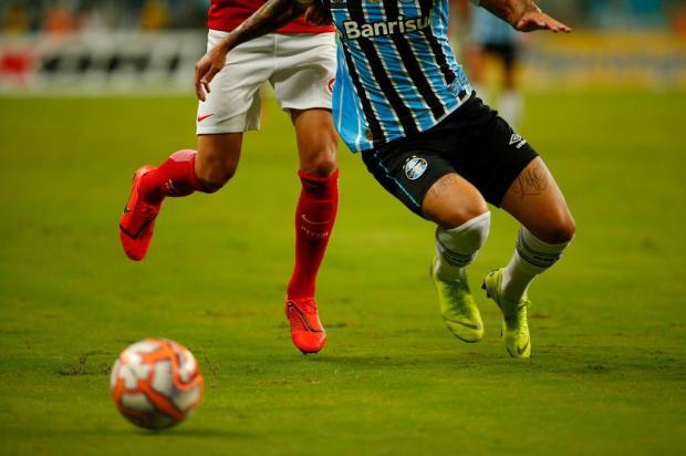 Luciano Périco: dia de decisão para Grêmio e Inter Marco Favero/Agencia RBS
