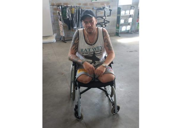 Morador de Caxias do Sul precisa de próteses para as pernas LeitorDG / Arquivo Pessoal/Arquivo Pessoal