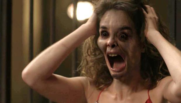 """""""Espelho da Vida"""": verdadeira face de Isabel choca o público e repercute na internet TV Globo / Reprodução/Reprodução"""