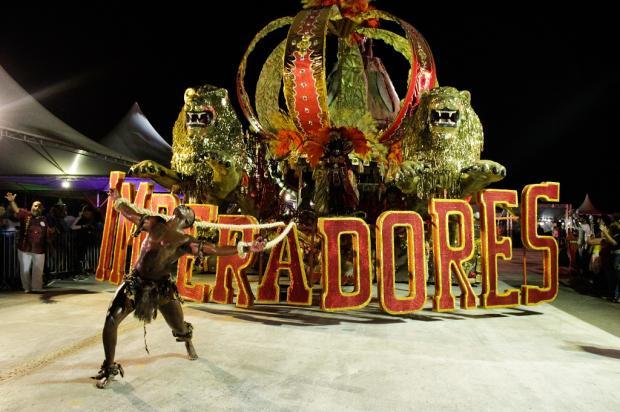 Carnaval do Porto Seco teve prejuízo, mas organização aprovou novo formato Diego Lopes / Agência RBS/Agência RBS