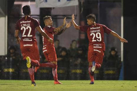 Lelê Bortholacci: quando a qualidade resolve (Ricardo Duarte / Inter/Inter)