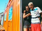 Beneficiários do aluguel social ganham casas-contêineres em Esteio Omar Freitas/Agencia RBS