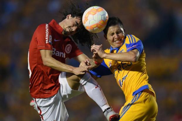 Lelê Bortholacci: Inter x River é o jogo mais importante desde o enfrentamento contra o Tigres ALFREDO ESTRELLA/AFP