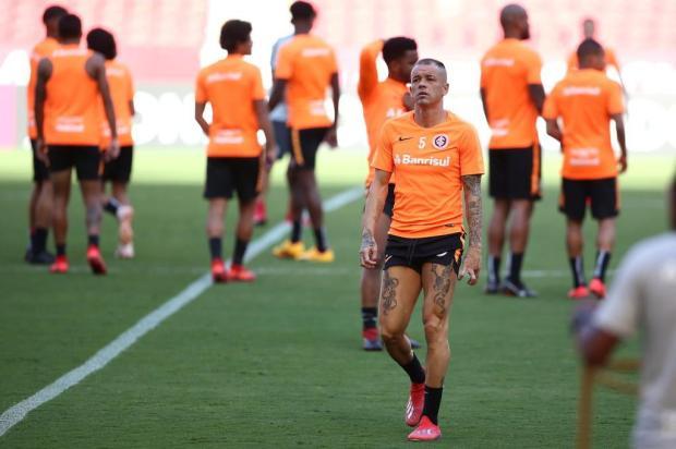 Guerrinha: Inter tem todas as chances de comemorar mais três pontos contra o River Jefferson Botega/Agencia RBS
