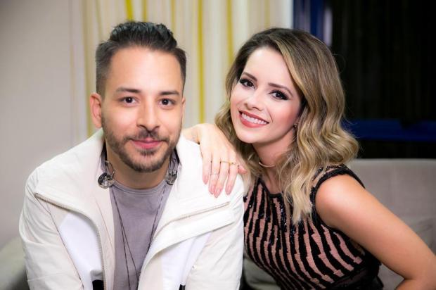 Sandy e Júnior fazem último show na TV neste domingo Raquel Cunha/Globo