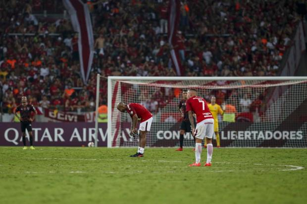 Guerrinha: foram dois pontos perdidos pelo Inter André Ávila/Agencia RBS