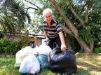 Prefeitura rompe contrato com empresa de coleta de lixo em Alvorada Júlio Cordeiro / Agência RBS/Agência RBS