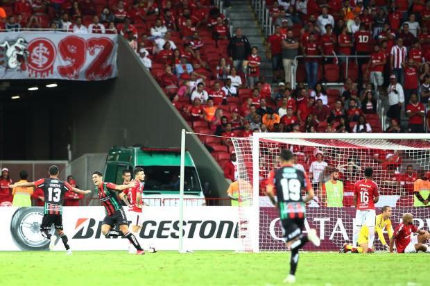 Lelê Bortholacci: campanha invicta na Libertadores não pode esconder um problema do Inter Jefferson Botega/Agencia RBS