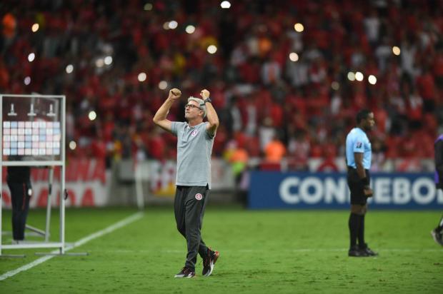 Lelê Bortholacci: confronto contra o Palmeiras pode ser um divisor de águas para o Inter Ricardo Duarte / Inter/Divulgação/Inter/Divulgação