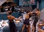 """""""BBB 19"""": após briga com Paula, Hariany é eliminada do reality TV Globo / Reprodução/Reprodução"""