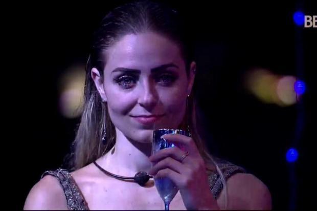 """""""BBB 19"""": Paula é proibida pela família de dar entrevistas Reprodução/Globo"""