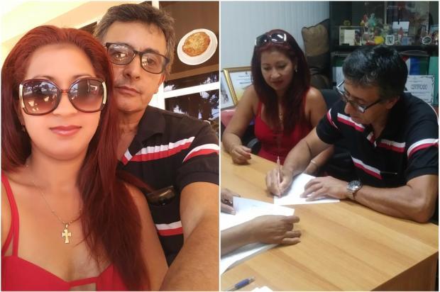 Clube dos Corações Solitários une brasileiro e cubana Leitor DG / Arquivo Pessoal/Arquivo Pessoal