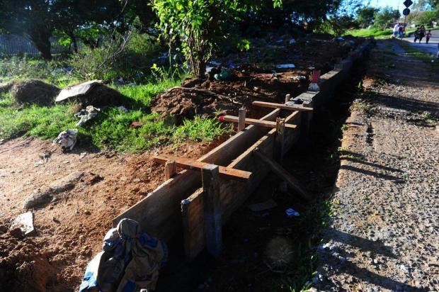 Comunidade da Vila Timbaúva luta por novo posto de saúde Ronaldo Bernardi/Agencia RBS