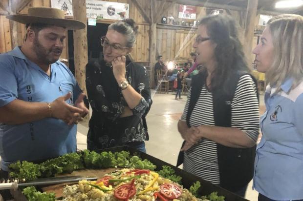 Bagual Chefe: CTG de Venâncio Aires promove concurso de culinária Divulgação/Divulgação