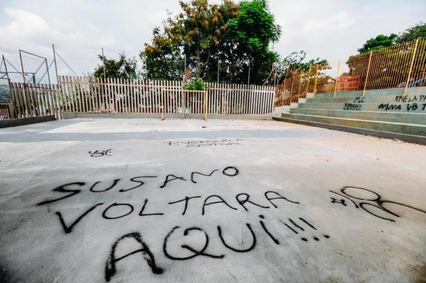 Escola de Porto Alegre suspende aulas após pichações com referência a massacre em Suzano Omar Freitas/Agencia RBS