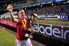 Marcelo Gonzatto: volta olímpica na Arena vale mais do que taça Jefferson Botega/Agencia RBS