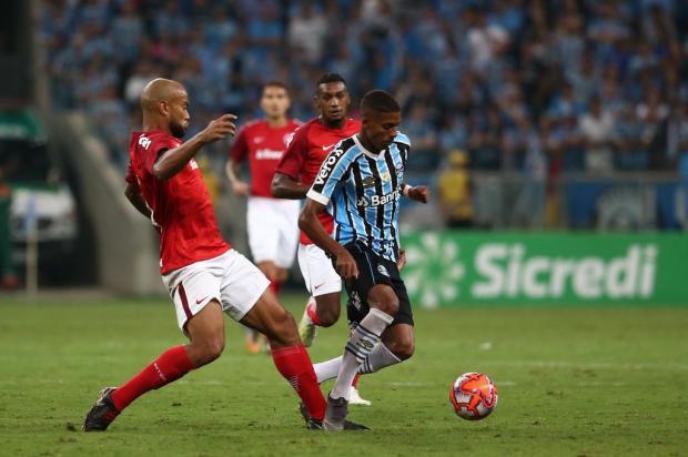 Luciano Périco: maior clássico do Brasil, Gre-Nal sempre vale Jefferson Botega/Agencia RBS