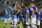 Luciano Périco: contra o Libertad, Grêmio voltou a funcionar coletivamente LUCAS UEBEL/GRÊMIO FBPA