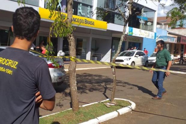 Policial militar da reserva está entre os presos suspeitos de ataque a banco em Porto Xavier Arquivo pessoal/Divulgação