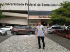 Estudante gaúcho surdo batalha para ter um intérprete nas aulas da Universidade Federal de Santa Catarina Arquivo Pessoal/Arquivo Pessoal