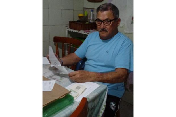 Cirurgia de catarata não acontece e idoso de Alvorada continua esperando LeitorDG / Arquivo Pessoal/Arquivo Pessoal