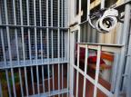 Contêineres começam a receber presos para desafogar delegacias no Vale do Sinos André Ávila/Agencia RBS