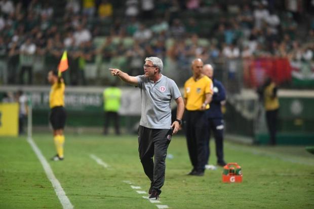 O Inter precisa encontrar um engenheiro para quando D'Alessandro não puder jogar Ricardo Duarte/Inter/Divulgação