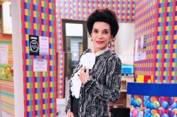 Na UTI, Lady Francisco é submetida a traqueostomia JOÃO MIGUEL JR/TV Globo/Divulgação