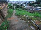 Moradores esperam há seis meses por reparos na escadaria do bairro São José, na Capital Isadora Neumann/Agencia RBS