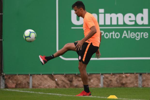 Guerrinha: Rodrigo Lindoso está dando conta do recado no Inter Ricardo Duarte / Inter/Inter