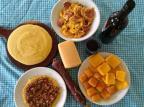 Cardápio da colônia: aprenda a preparar polenta e dois acompanhamentos Andreza M. Bertuol/Prefeitura de Flores da Cunha