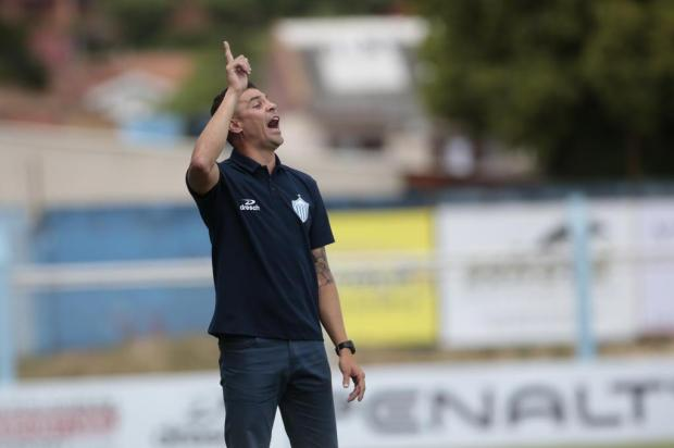 Guerrinha: trocar o técnico não é o bastante para o Brasil-Pel reagir na Série B André Ávila/Agencia RBS